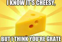 Cheese Puns