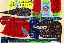 Hand Lettering / by Tonya Martin