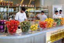 Top Ten Restaurants  / Love dinning and winning, check out those Top Ten award winning gourmet restaurants in Dubai.
