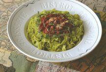 Паста l  pasta / паста и блюда на ее основе l  pasta and dishes based on it