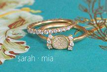 sarah mia verliebt-verlobt / bezaubernde Verlobungsringe