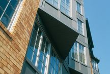 Prospect Hills Condos / #FlashBackFriday Prospect Hill Condos were designed by Dean Marchetto Architects P. C. over 10 years ago, and is located in Hoboken, New Jersey. This project features custom panels that were installed and fabricated by Vitalistic using our QUARTZ-ZINC material. Even though this building is over a decade old, the natural materials helped it maintain it's appearance throughout the years