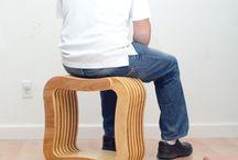 Sentralbadet møbler
