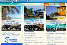 Mombasa Beach Offers 2014 / Boasting the best beaches on East African coastline, holidays in Mombasa is perfect for holiday makers wanting to relax and unwind under the African sun.