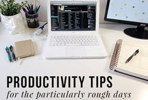Productivity / by Katy D'Agostino