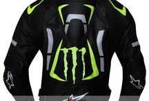 Monster Energy Motorcycle Leather Jacket / Hello Bikers! Here is a Jacket that bikers love to wear, We are making some awesome jackets of Monster Energy that you love to wear while riding a bike. so don't waste your time and kill the shop now button on our store. LeathersJackets.com and Get FREE Shipping in USA, UK and CANADA.