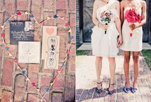 And after all, you're my wonderwall... / Our soon to be, completely DIY wedding. / by Brandace Jackson