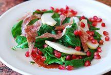 Salade simple