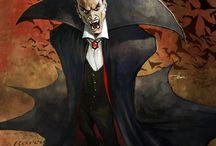 WereWolf&Vampire / WereWolf&Vampire / by PAHKIN