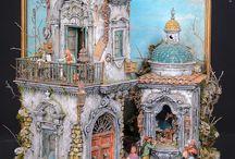 Napoli com'era. / Arte Presepiale in Miniatura