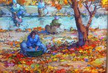 Turkish painters.....