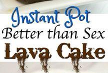 {Recipes} Instant Pot Desserts