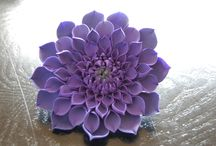 Flower Cakes / by Fancy Fondant Cakes by Emily Lindley