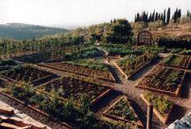 {Garden} layouts