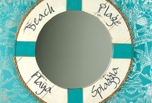 Beach House Decor / by Julie Chism