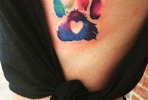 Inne tatuaże