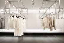 Garment displays