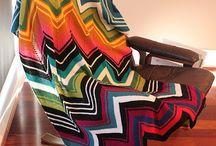 Missoni blanket