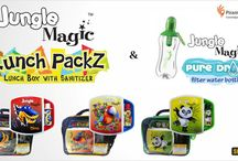 Lunch packs for Kids / It contains the various available lunch packs for the kids.