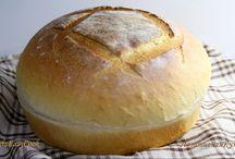 пышный хлеб в духовке