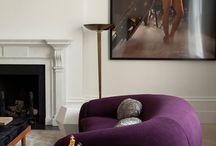 ПАРИЖСКИЙ стиль в интерьере / Подборка интерьеров в парижском стиле. Материалы, фактуры, предметы мебели и общее настроение жилых помещений в парижском стиле.