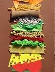 Texture burger