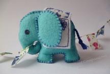 My Elephants / by Tania Palmili