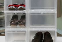 Shoe Storage / Elegant shoe storage solutions!