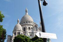 Bruant à Montmartre