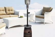 Outdoor Heaters & Fire Pits - Outdoor Heaters
