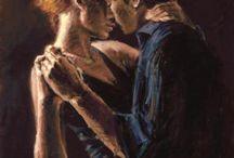 Dancers-Art