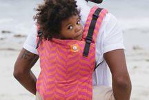 Wear all the babies! / by Morgan Knauss