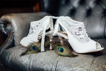 Fabulous Shoes / Our amazing collection of Bridal shoes all photographed by Photogenick Photography