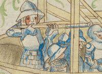 medieval powder