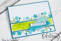 Stampin' Up! - Perennial Birthday
