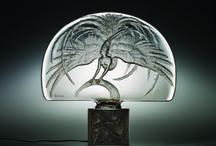 l'art du verre / by Gill Ricker