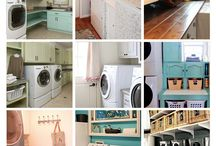 Laundry room / by Courtney Nelson