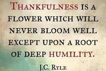 meekness/humility