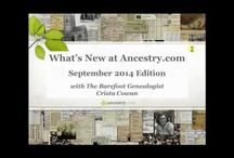 Genealogy: Videos / by Annissa Y
