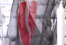 carpas pañuelo seda / silk scarves / pañuelos de seda pintados a mano silk scarves hand painted