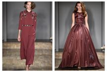 Marsala Color Outfits