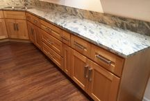 Maple Cabinets / Maple RTS Kitchen Cabinets