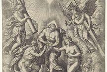 Angels & Demons tattoo ideas