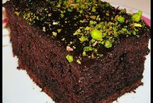 çikolata &kek&kurabiye  ve pasta