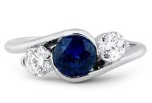 rings & saphire