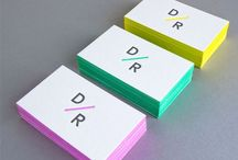 Radical Business Cards