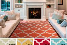 Living room redo / by Kelly Alleman