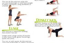 get fit, get lit / Workout motivation
