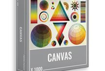 CANVAS jigsaw puzzle by Cloudberries