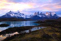 Travel inspiration South America